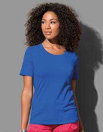 Claire Relaxed Crew Neck T-Shirt Women